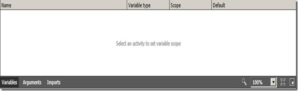 WF-Variables